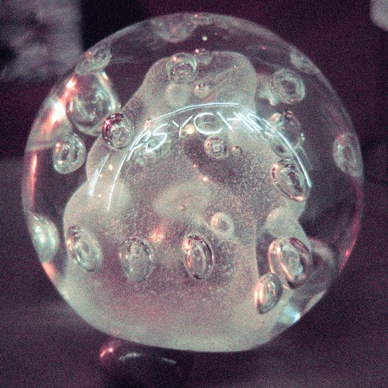 darkness psychic ball ocean bubble
