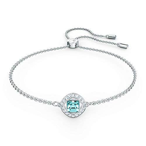 Swarovski Women S Angelic Crystal Jewelry Collection Amazon Exclusive Swarovski In 2020 Swarovski Bracelet Crystal Jewelry Rhodium Plated