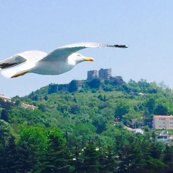 Yoros Castle, Estambul, Turquía