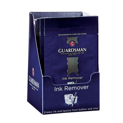 Guardsman Ink Remover Wipe (Set of 2)