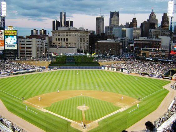 Detroit Tiger Stadium