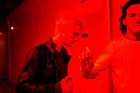 Lux/Fragil - o actor Miguel Nunes fumador Lisboa Portugal. Miguel Nunes The Smoker: