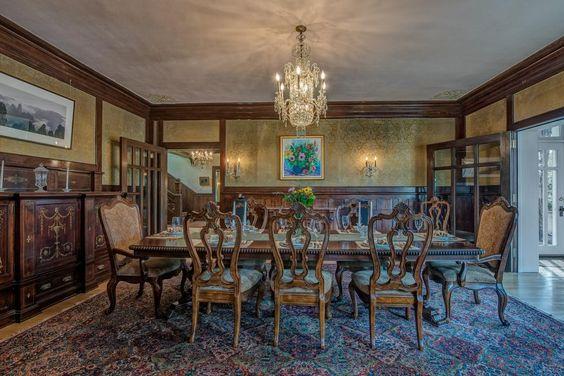 Tour a Restored Mansion in Denver | 2016 | HGTV >> http://www.hgtv.com/design/ultimate-house-hunt/2016/classic-living/classic-living-restored-mansion-in-denver?soc=pinterest