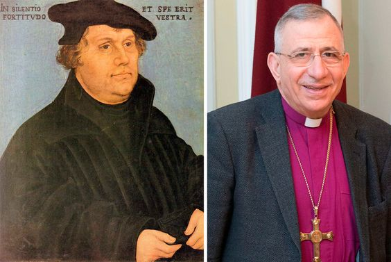 Luther's Anti-Semitism Back to Life