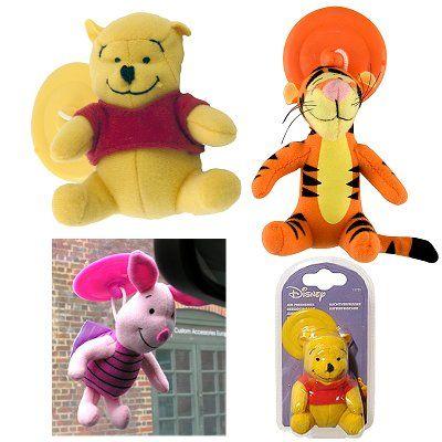 Auto luchtverfrisser Winnie the Pooh
