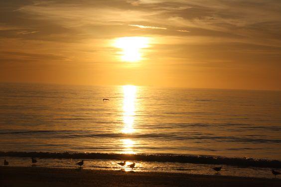Sunset at Fort De Soto, Florida:  Coast,  Seacoast,  Sea-Coast, Sunrise Sunset