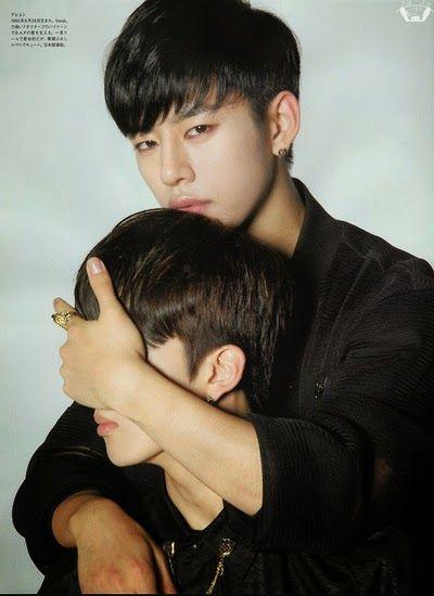 Pics For > Daehyun Youngjae