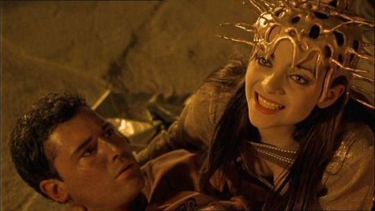Dagon (2001) directed by Scott Gordon | Eldritch horror, Cosmic ...