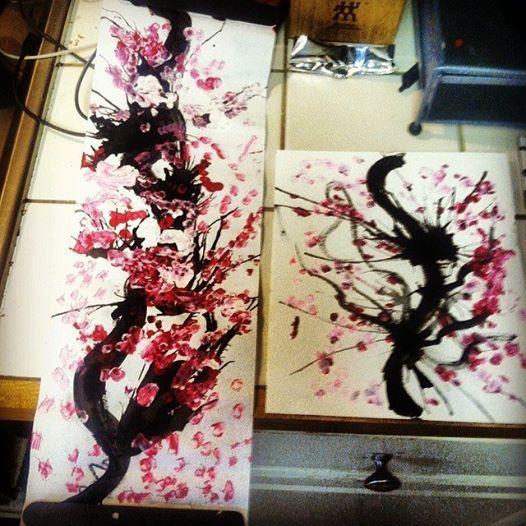 Addi Cherry Blossom Series, Age 7 (2014)