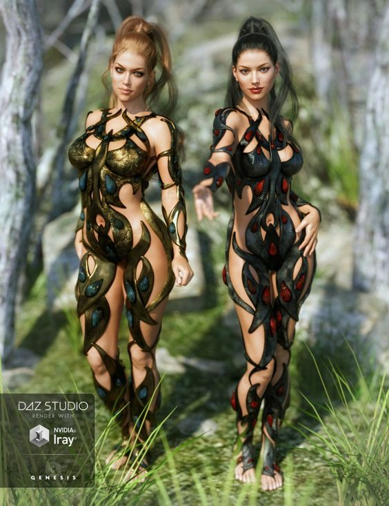 Tears Of The Sun for Genesis 3 Female(s)