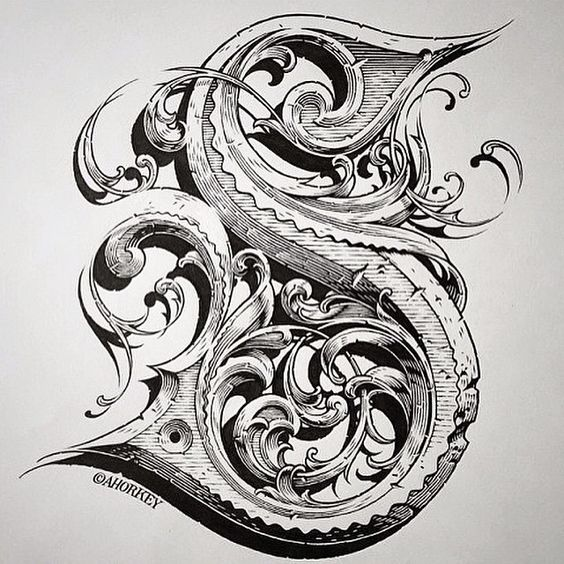 Typography, Lettering And Gouache On Pinterest