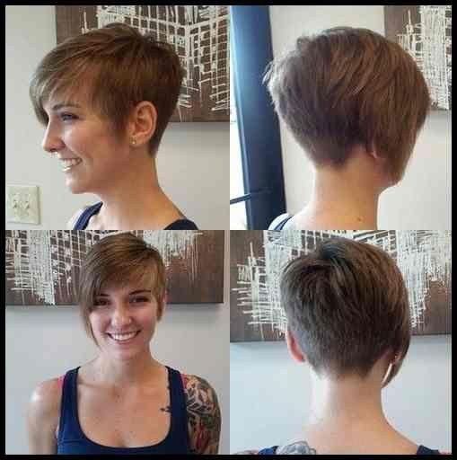 Asymmetrisch Kurze Frisur Pixie Haircut Mit Bangs Haircuts Frisuren Madame Kurzhaarfrisuren H Haarschnitt Kurz Beste Kurze Haarschnitte Kurzhaarschnitte