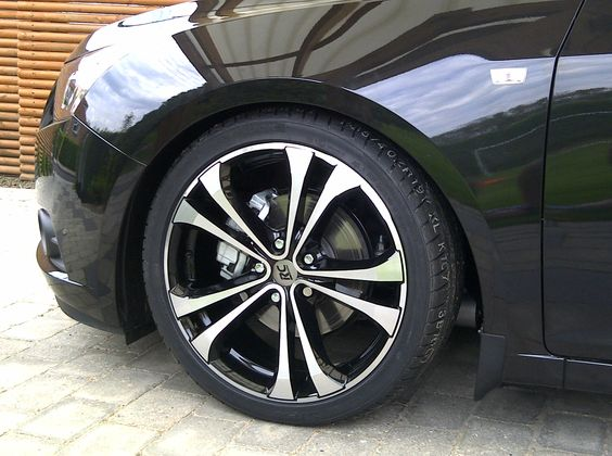Nice Rc Design17 19 Rims On Cruze Cruze Chevy Cruze