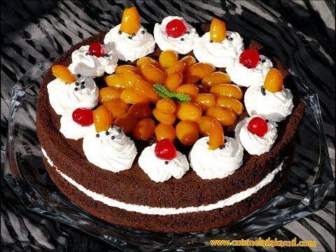كيك خفييييف بزااف بعصير البرتقال والليمون الصغير المعسل Youtube Desserts Cake Food
