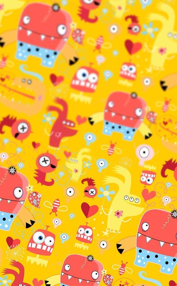 Monstruos wallpapers 😁