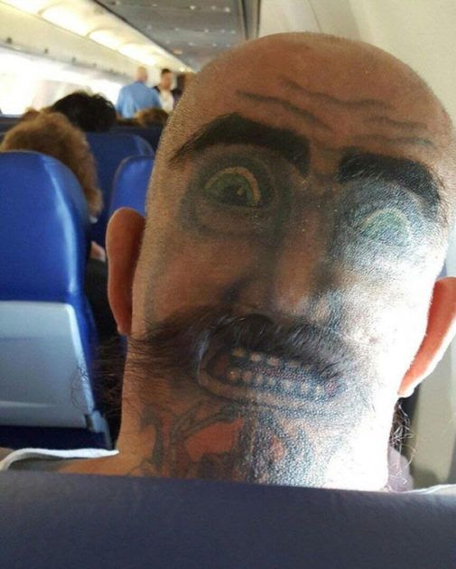 These Are The Most Regrettable Face Tattoos Of All Time Bad