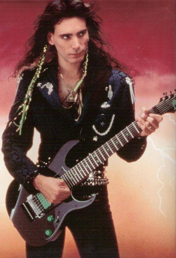 Steve Vai- Whitesnake