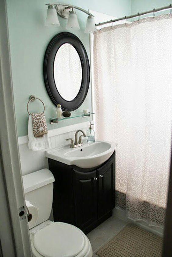 Design Innova: Ideias Inspiradoras para Banheiros Pequenos
