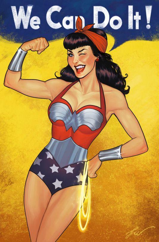 Wonder Woman by Lucas Werneck