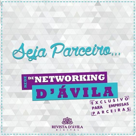 Seja parceiro da Revista D'Ávila e aproveite todas as vantagens que temos a lhe oferecer!  acesse: http://ift.tt/1UOAUiP