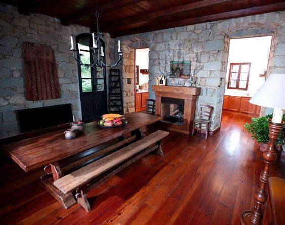 La maison de village intérieur 1 - La maison préférée des Français