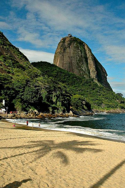 Rio de Janeiro, Praia Vermelha, Brazil by Quasebart: