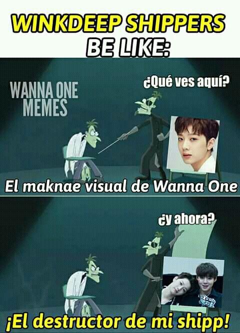 Wanna One Memes Memes Memes Coreanos Mejores Memes