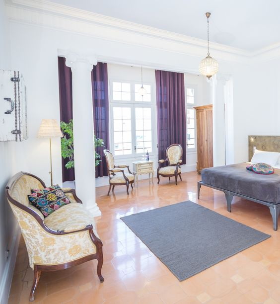 Luksus w hostelu, fot. Barbara Araujo, Serwis Prasowy