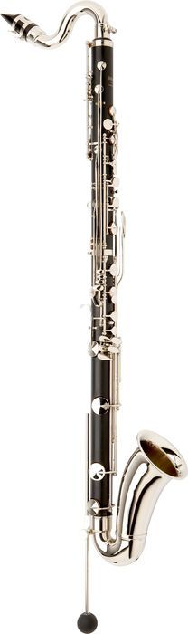 Bass Clarinet... fond memories of playing a beautiful LeBlanc in high school - the wood body was so much more temperamental going from the warm band room to the freezing stage but sounded so much better than the composite.