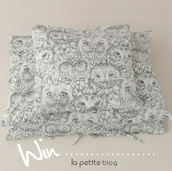 #lapetitemag Pin It To Win this Soft Gallery Junior Bed Sheet from @Lille Figaro.dk Find out more details here: http://lapetitemag.com/2012/09/la-petite-pinterest-contest-soft-gallery-bed-sheet-from-lille-figaro/#