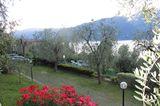 AGRITURISMO CA' VECIA Malcesine (gutes Essen auf dem Bauernhof mit Blick auf den Gardasee)