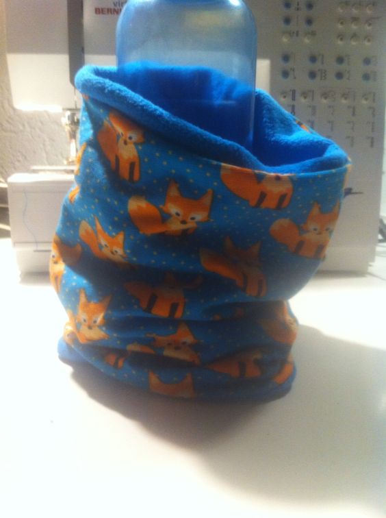 #Schal #scarf #Füchse #momoko #Kids