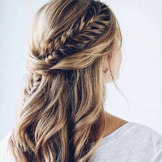 3 Peinados Semirecogidos Para Toda Ocasion Peinado Semirecogido Con Trenzas Semirecogidos Pelo Corto Peinados Con Trenzas