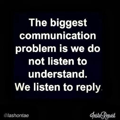 #truth #shutup and #listen