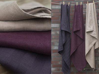 linen-bath-towels-aubergine-brown