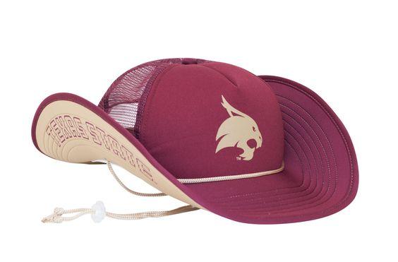 Texas State Bobcats Classic Bucker