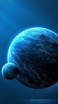 Earth and moon 13121011