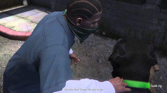 Grand Theft Auto V Doggy Style