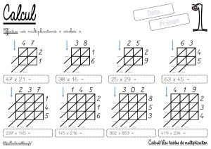 Pinterest le catalogue d 39 id es - Reviser ses tables de multiplications ...