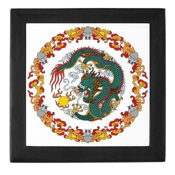 Oriental Dragon - Keepsake Box  http://blog.hepcatsmarketing.com/