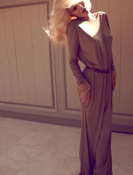 Lx Fashion Daily: Edita Vilkeviciute: Numero magazine 117 October 2010