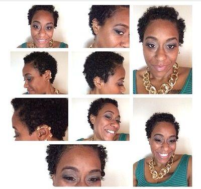 Elegant #TWA #naturalhair  Queen LaShunda ~ Queen Of Kinks, Curls & Coils™ (Neno Natural) - Neno Natural ~ We Grow Big, Beautiful Afros!  #curlyhair #kinkyhair #nenonatural #vlogger #blogger #hairblogger