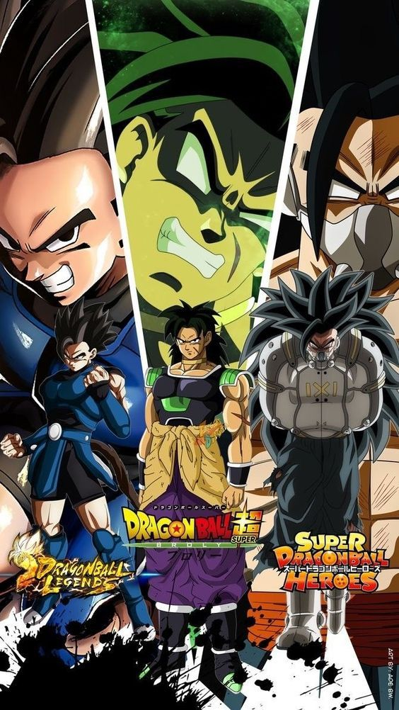 Dragon Ball Series Personajes De Dragon Ball Ilustracion De
