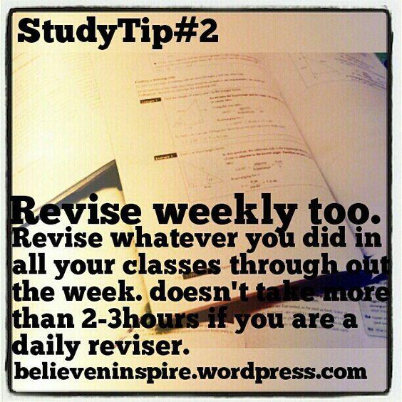 College homework tips for teens