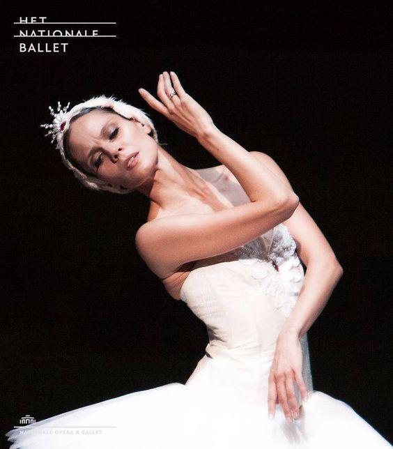 """© Het Nationale Ballet  Igone de Jongh, """"Swan Lake"""", Het Nationale Ballet (Dutch National Ballet)"""