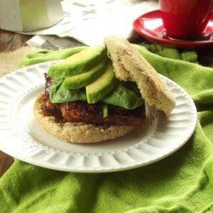 Savory Tempeh Breakfast Sandwiches - Connoisseurus Veg