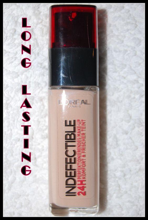 LOréal Paris Indefectible 24h Perfektionierendes Makeup REVIEW 691x1024 Indefectible 24H Makeup von L'Oréal im Test: NEU und Besser?