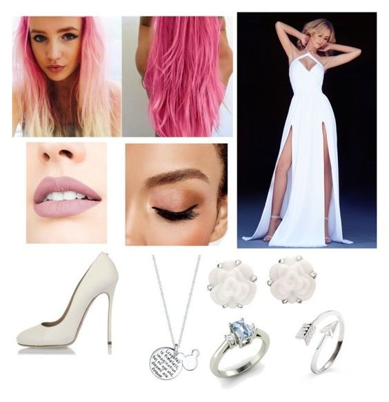 """Untitled #147"" by penguin-pope on Polyvore featuring beauty, Lurelly, Avon, Jouer, Dsquared2, Disney, Chanel and Diamondere"
