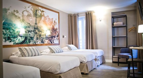 Booking.com: Hotel Excelsior Latin - París, Francia