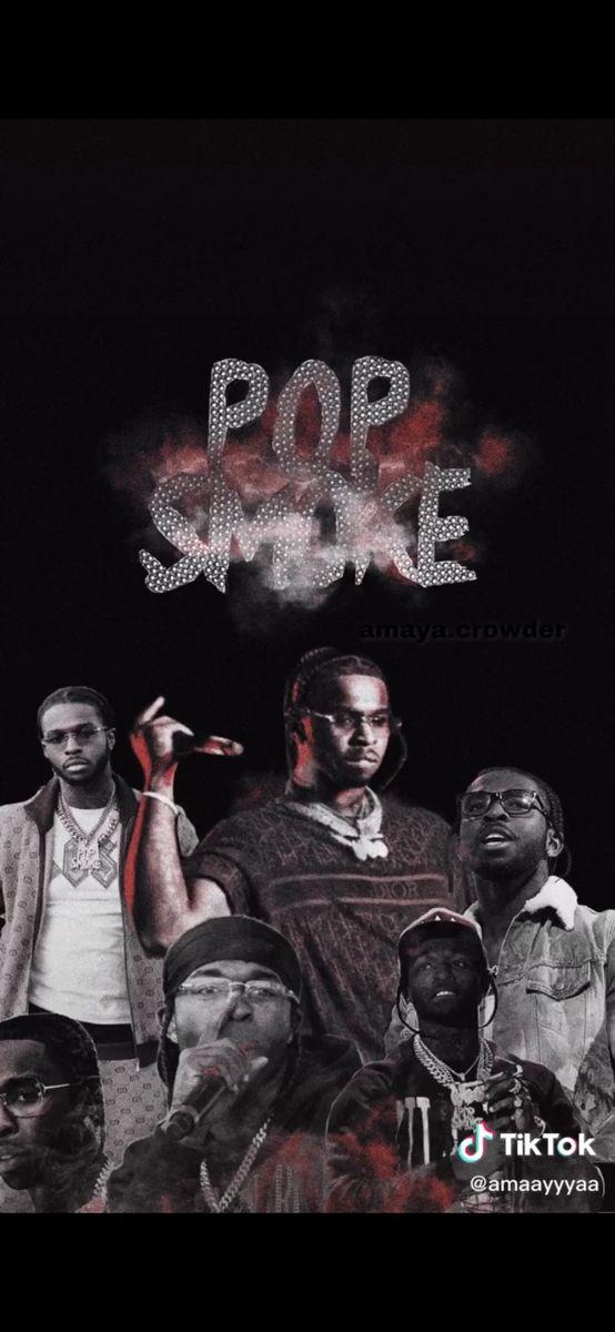 Pin On R I P Pop Smoke